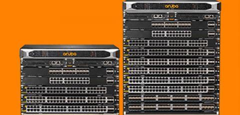 Campus Core & Data Centre Switches