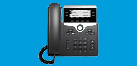 Cisco 7800 Series IP Phones