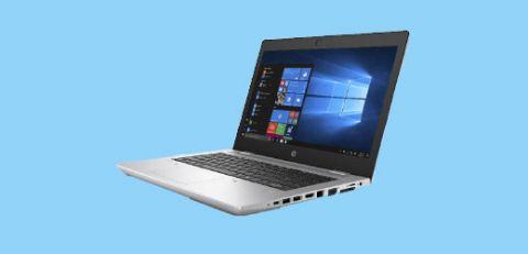 HP Pro Business Laptops