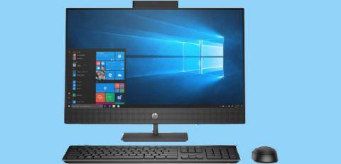 HP Pro Business Desktops
