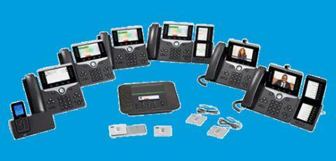 Cisco 8800 Series IP Phones