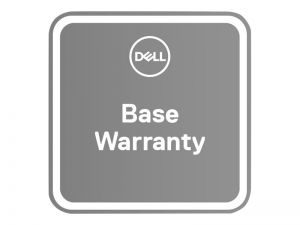 Dell Upgrade from 3Y Basic Onsite to 5Y Basic Onsite - extended service agreement - 2 years - 4th/5th year - on-site