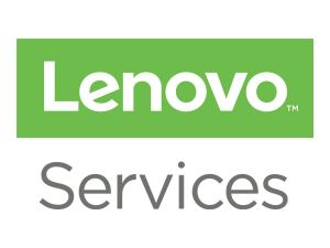 Lenovo Onsite - extended service agreement - 1 year - on-site