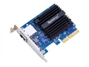 Synology E10G18-T1 - network adapter - PCIe 3.0 x4 - 10Gb Ethernet x 1