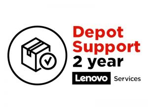 Lenovo Depot - extended service agreement - 2 years