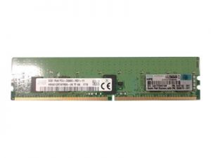 HPE SmartMemory - DDR4 - module - 8 GB - DIMM 288-pin - 2666 MHz / PC4-21300 - registered