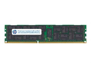 HPE - DDR3 - module - 4 GB - DIMM 240-pin - 1333 MHz / PC3-10600 - registered
