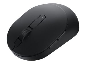 Dell MS5120W - mouse - 2.4 GHz, Bluetooth 5.0 - black