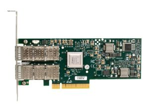 HPE 544+QSFP - network adapter - 40Gb Ethernet / Infiniband FDR QSFP x 2