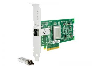 HPE StorageWorks 81Q - host bus adapter - PCIe - Fibre Channel