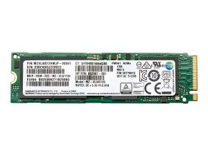 HP - solid state drive - 512 GB - PCI Express 3.0 x4 (NVMe) -