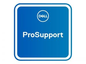 Dell Upgrade from 1Y Basic Onsite to 3Y ProSupport - extended service agreement - 3 years - on-site