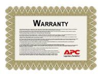 APC Extended Warranty Service Pack - technical support - 3 years