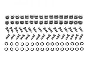 APC M6 Hardware Kit rack screws, nuts and washers
