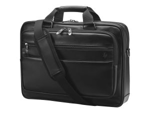 HP Executive Leather Top Load notebook carrying case